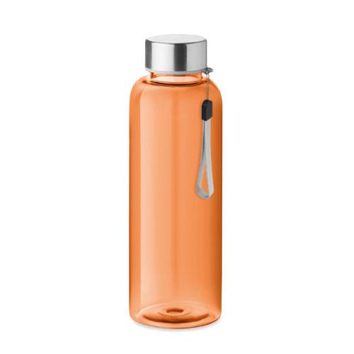 gourde-publicitaire-plastique-tritan-orange