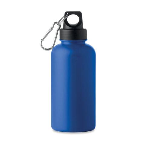 Bouteille personnalisable plastique rigide 500ml bleue