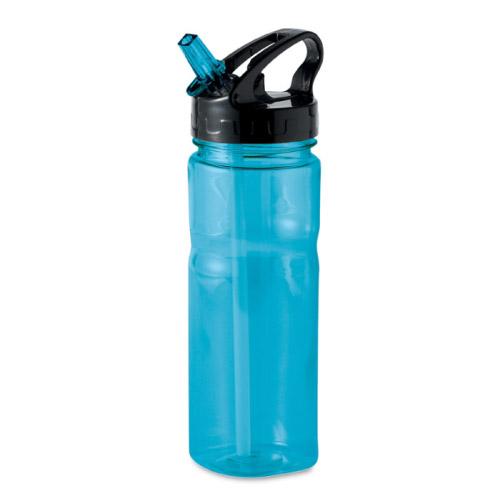 Gourde sport personnalisable pctg bleue 500ml