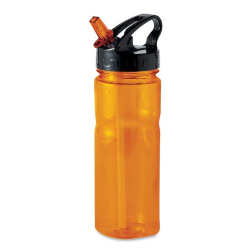 Gourde sport personnalisable pctg orange 500ml