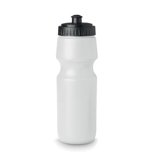 Gourde sport personnalisable plastique blanche 700ml