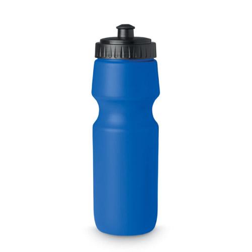 Gourde sport personnalisable plastique bleue 700ml