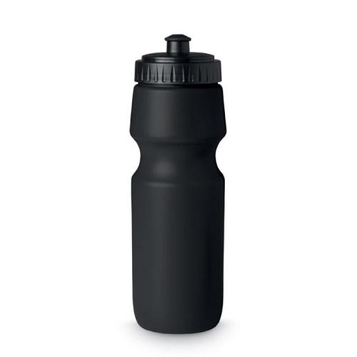 Gourde sport personnalisable plastique noire 700ml