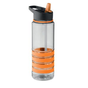 Gourde sport personnalisable tritan 750ml orange