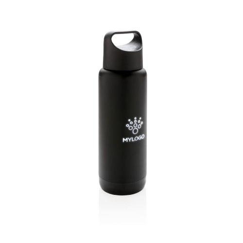 bouteille isotherme personnalisable avec logo lumineux