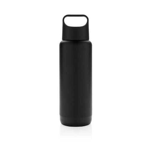 bouteille isotherme personnalisable noire