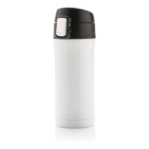 gourde inox personnalisable isotherme 300ml blanche
