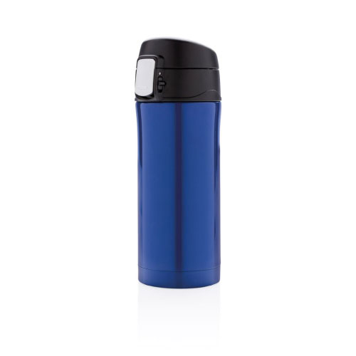 gourde inox personnalisable isotherme 300ml bleue