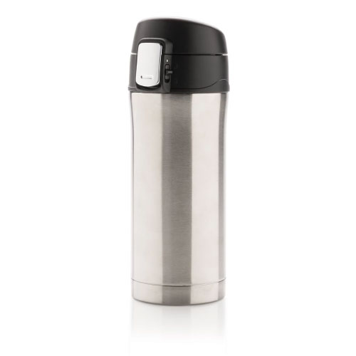 gourde inox personnalisable isotherme 300ml grise
