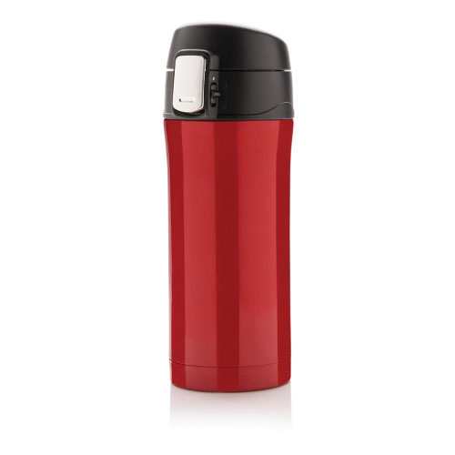 gourde inox personnalisable isotherme 300ml rouge